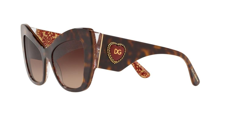 "Dolce & Gabbana DG 4349 z kolekcie ""Cuore Sacro"""