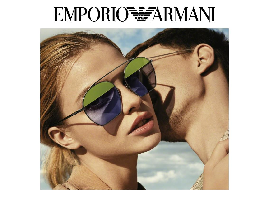 slnečné okuliare Emporio Armani