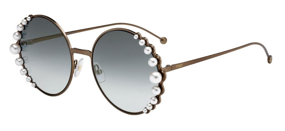 FENDI  AND PEARLS FF 0295