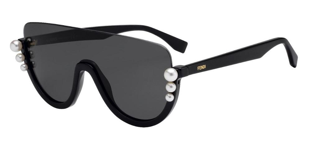 FENDI  AND PEARLS FF 0296