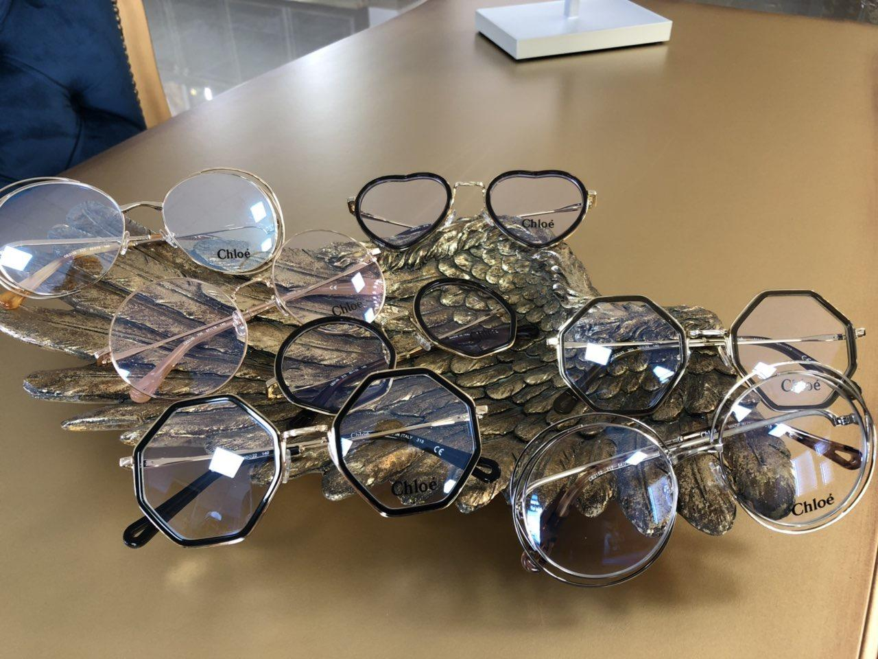 dioptrické okuliare CHLOE