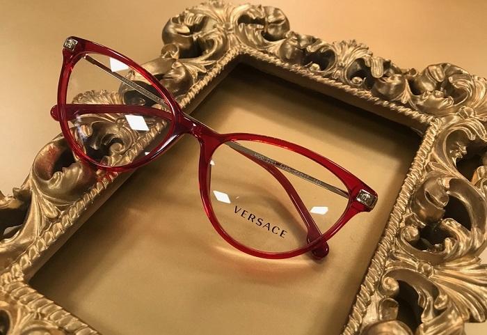 dioptrické okuliare VERSACE