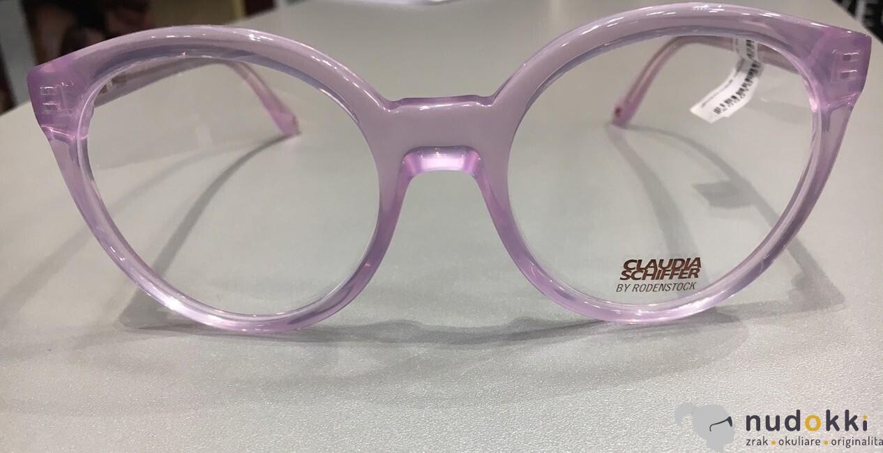 db0c2f592 dioptrické okuliare Claudia Schiffer C4004 D - Nudokki.sk