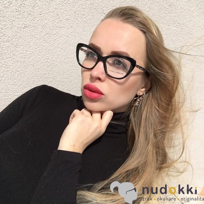 dae98237e dioptrické okuliare Dolce & Gabbana DG 3275B 2525 - Nudokki.sk
