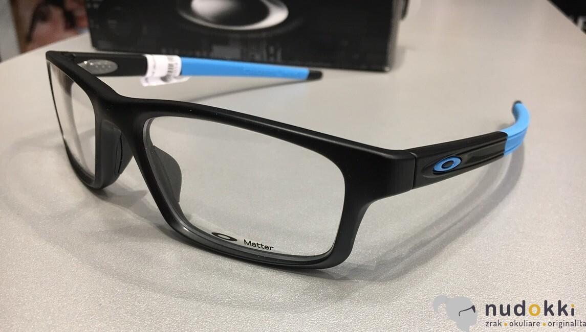 42f441c39 dioptrické okuliare Oakley CROSSLINK PITCH OX 8037 01 - Nudokki.sk