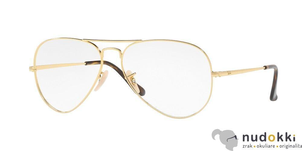 dioptrické okuliare Ray-Ban RX 6489 2500 - Nudokki.sk 11a76c0b553