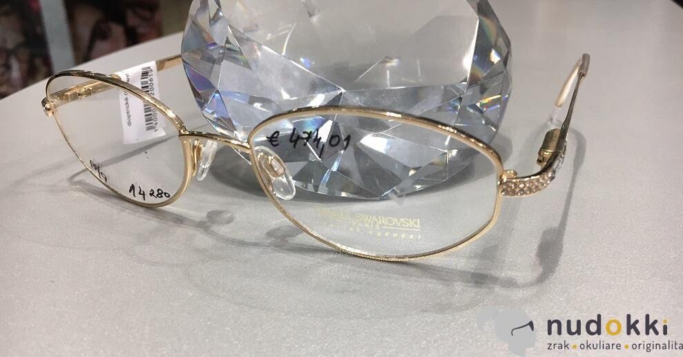 dioptrické okuliare Swarovski SW 023 V6050 - Nudokki.sk 6a8dd31ce93