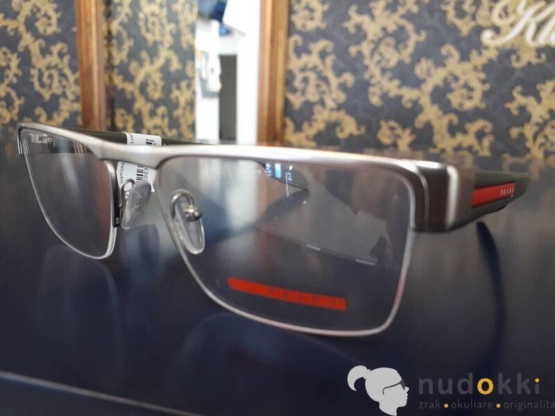 e10caf503 dioptrické okuliare PRADA VPS 57E 1AP1O1 - Nudokki.sk
