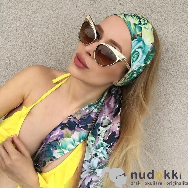 slnečné okuliare Dolce & Gabbana DG 2178 13136E