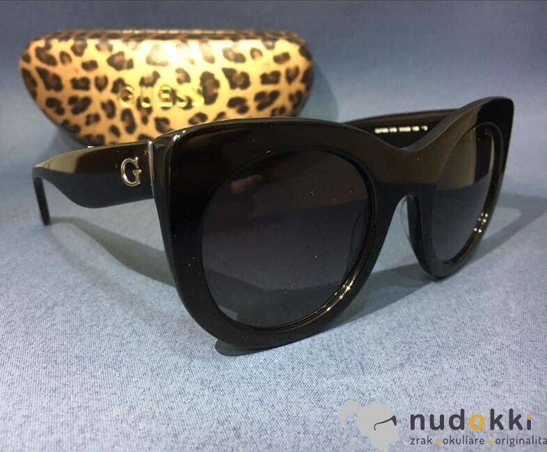 f0fc4e07e slnečné okuliare GUESS GU 7485 01B - Nudokki.sk