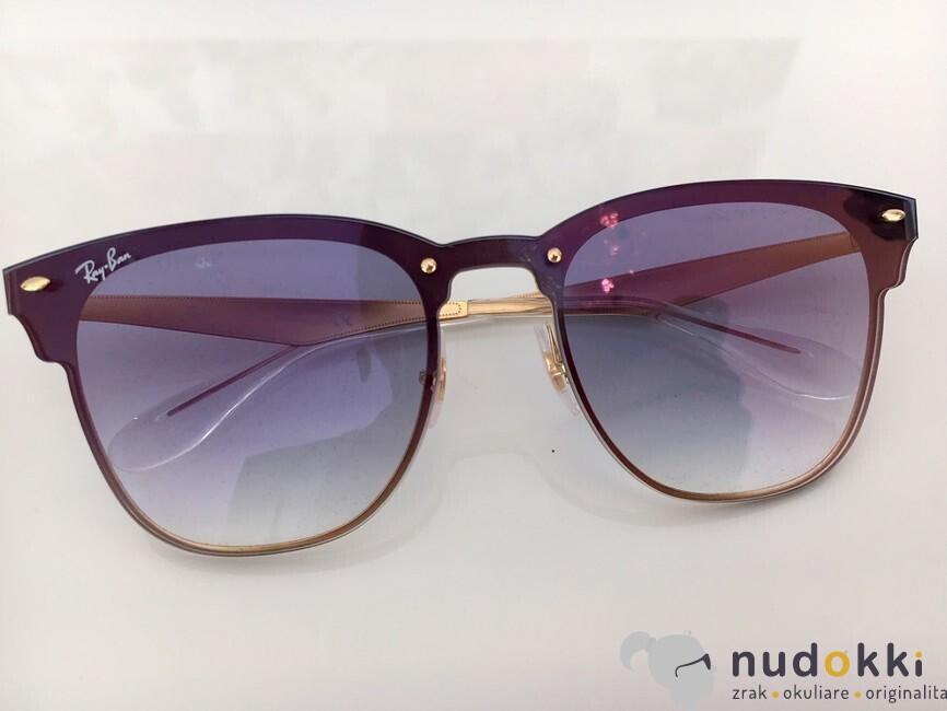 33527a23e slnečné okuliare Ray-Ban RB 3576N 043/X0 BLAZE CLUBMASTER - Nudokki.sk