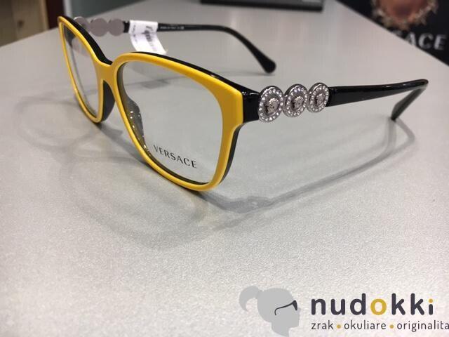 d5e753708 dioptrické okuliare Versace VE 3181 - Nudokki.sk