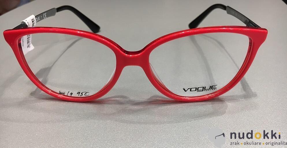 5b8b7d5fd dioptrické okuliare Vogue VO 2866 2360 - Nudokki.sk