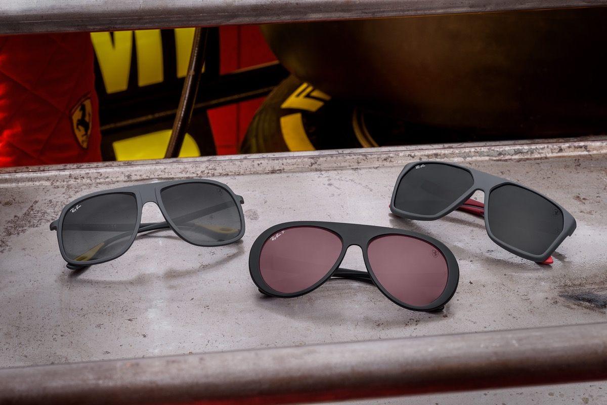 5e37e8e97 Ray-Ban - Limitovaná Ferrari kolekcia. Slnečné okuliare Ray-Ban RB 4309M ...