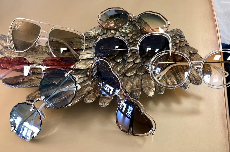 slnečné okuliare CHLOE