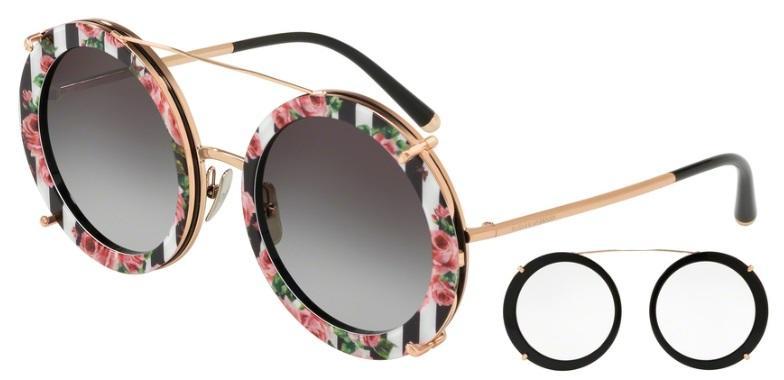 sluneční brýle Dolce & Gabbana DG 2198 12988G