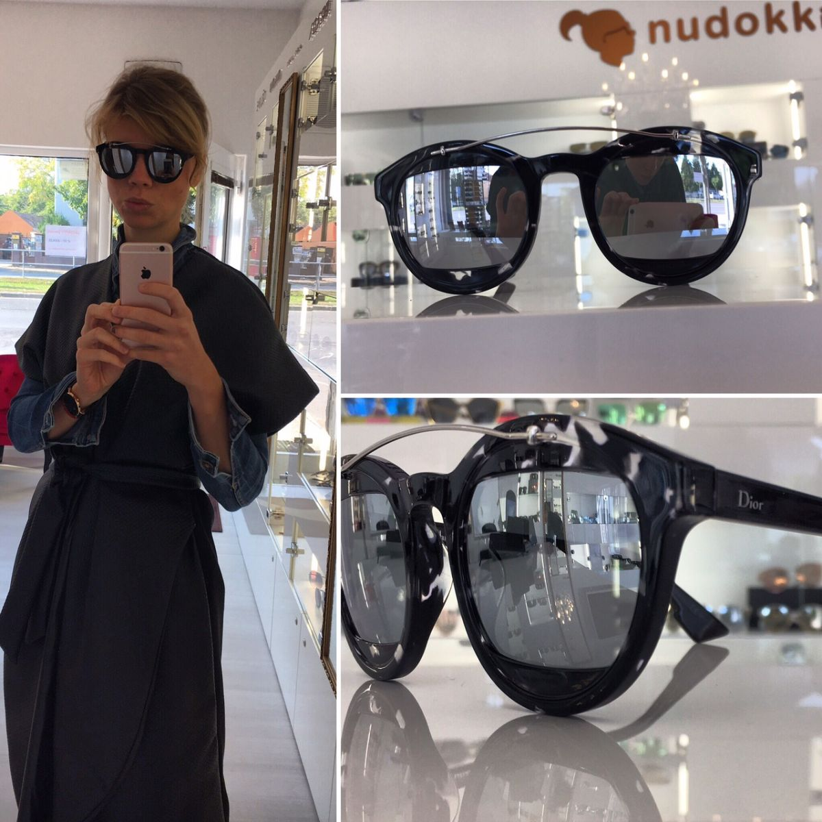 slnečné okuliare Dior. optika Nudokki - značkové okulire Dior 95ec2818a49
