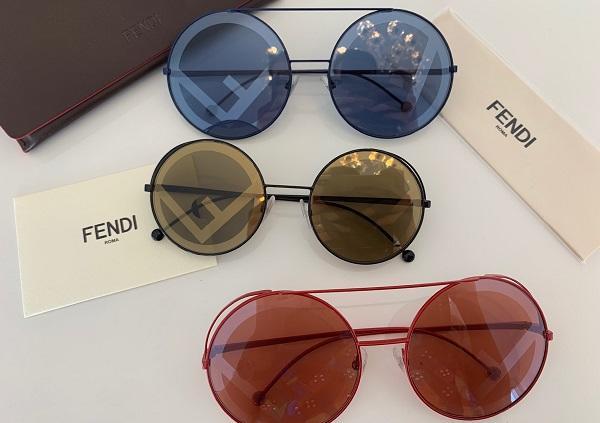 slnečné okuliare FENDI