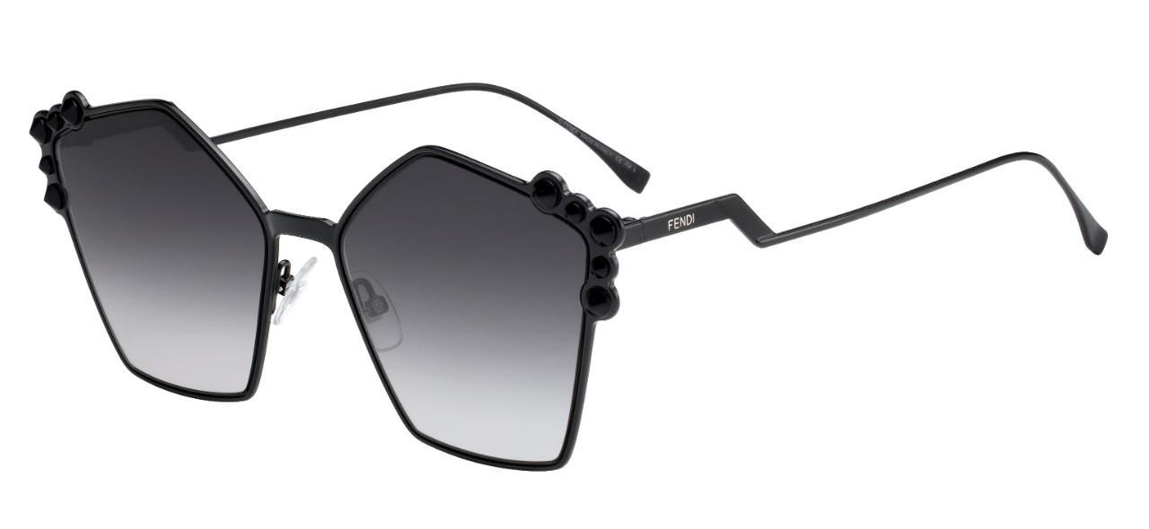 slnečné okuliare Fendi FF 0261