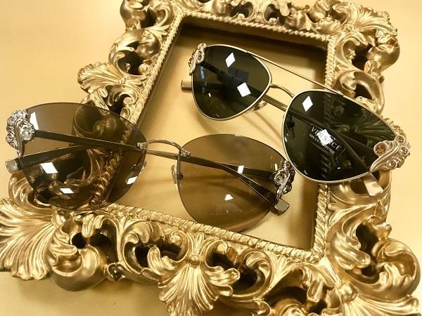 slnečné okuliare Saint Laurent Lou Lou