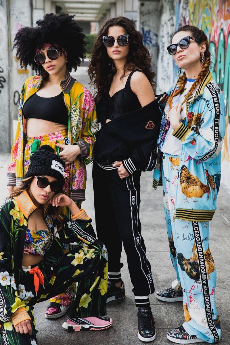 Dolce & Gabbana Graffiti