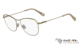 dioptrické okuliare Chloe CE2139 717