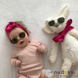 detské slnečné okuliare Ray-Ban RJ9541SN JUNIOR HEXAGONAL 223/71