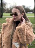 diotrické okuliare Gucci GG0363S 002