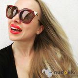 slnečné okuliare Fendi FF 0060/S N9MXS