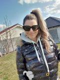 slnečné okuliare Gucci GG0641S 001