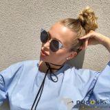 slnečné okuliare Fendi FF 0190 000-A9