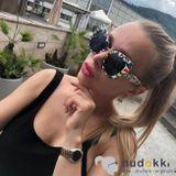 slnečné okuliare Dolce and Gabbana DG 4319 317672