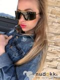 slnečné okuliare Stella McCartney SC0196S 001