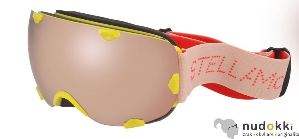 detské lyžiarske okuliare Stella McCartney KIDS SK0030S 002 - Nudokki c46ee4deb62