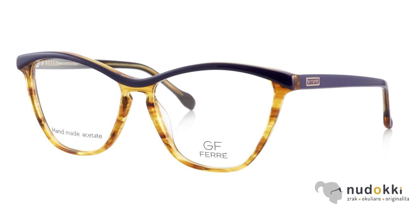 0f0926b99 dioptrické okuliare GF FERRÉ GFF 0137/005 - Nudokki.sk