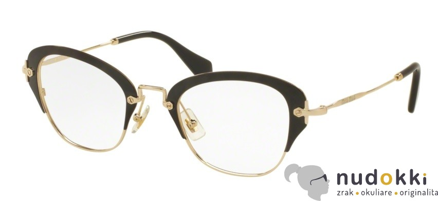 dioptrické okuliare Miu Miu MU 53OV 1AB1O1 - Nudokki.sk cbb0d52ac9a