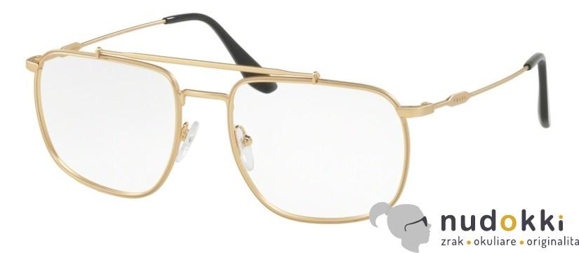 dioptrické okuliare PRADA JOURNAL PR 56UV 1BK1O1 - Nudokki.sk 7f0a6d4bea3