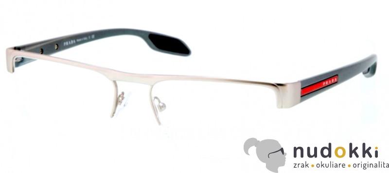 365a4fdb0 Pánske. dioptrické okuliare PRADA VPS 57E 1AP1O1 zväčšiť obrázok