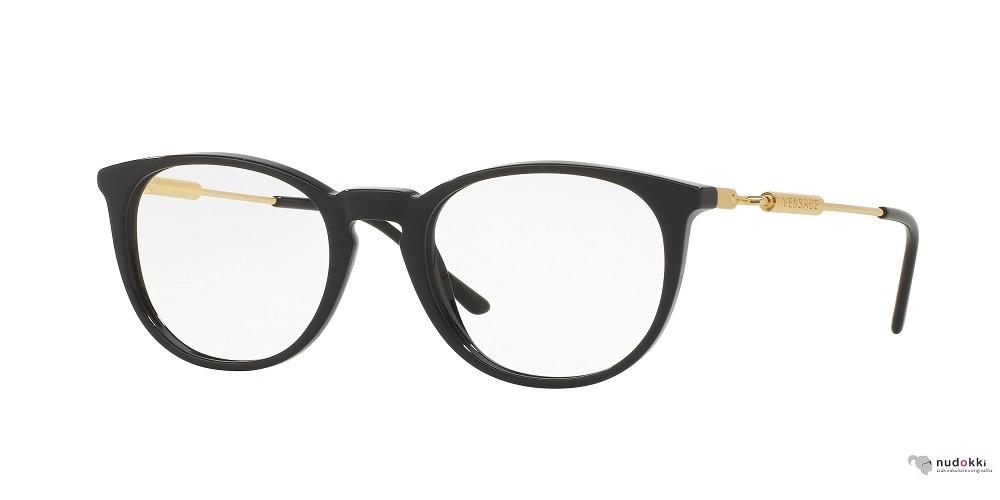 dioptrické okuliare Versace VE 3227 GB1 - Nudokki.sk 8a4f9137db1