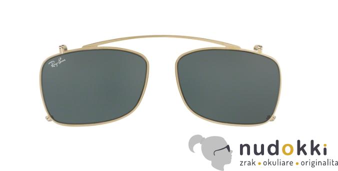 a00d711c7 klip na dioptrické okuliare Ray-ban RX5228C - Nudokki.sk