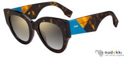 slnečné okuliare FENDI FACETS FF 0264/S 086/FQ