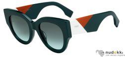slnečné okuliare FENDI FACETS FF 0264/S 1ED/EQ