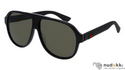 slnečné okuliare Gucci GG 0009S 001