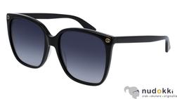 slnečné okuliare Gucci GG 0022/S 001
