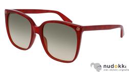 slnečné okuliare Gucci GG 0022/S 006