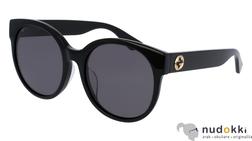 slnečné okuliare Gucci GG 0035S 001