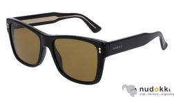 slnečné okuliare Gucci GG 0052S 001
