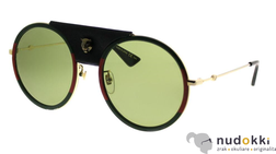 slnečné okuliare Gucci GG 0061S 017
