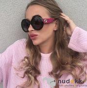 slnečné okuliare Gucci GG 0101S 003