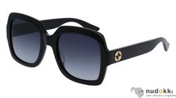 slnečné okuliare Gucci GG 0036S 001